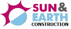 sun and earth construction